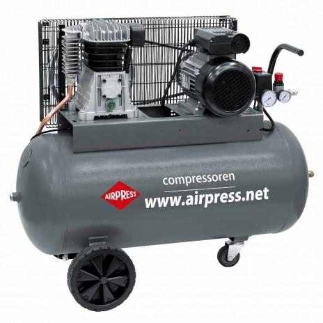 Kompresor II tłokowy 90 L HL 375-100