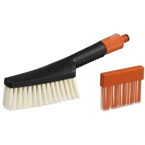 Szczotka do mycia + wkłady mydlane 990-29 Gardena